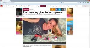 Fræk træning giver bedre orgasmer