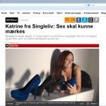 Katrine fra singleliv i Ekstrabladet.dk