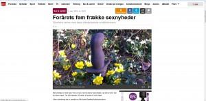 forårs nyheder 2013