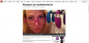 kampen om sexklemmerne
