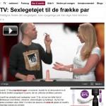 Lidt tv med Tomas og Ekstra Bladet