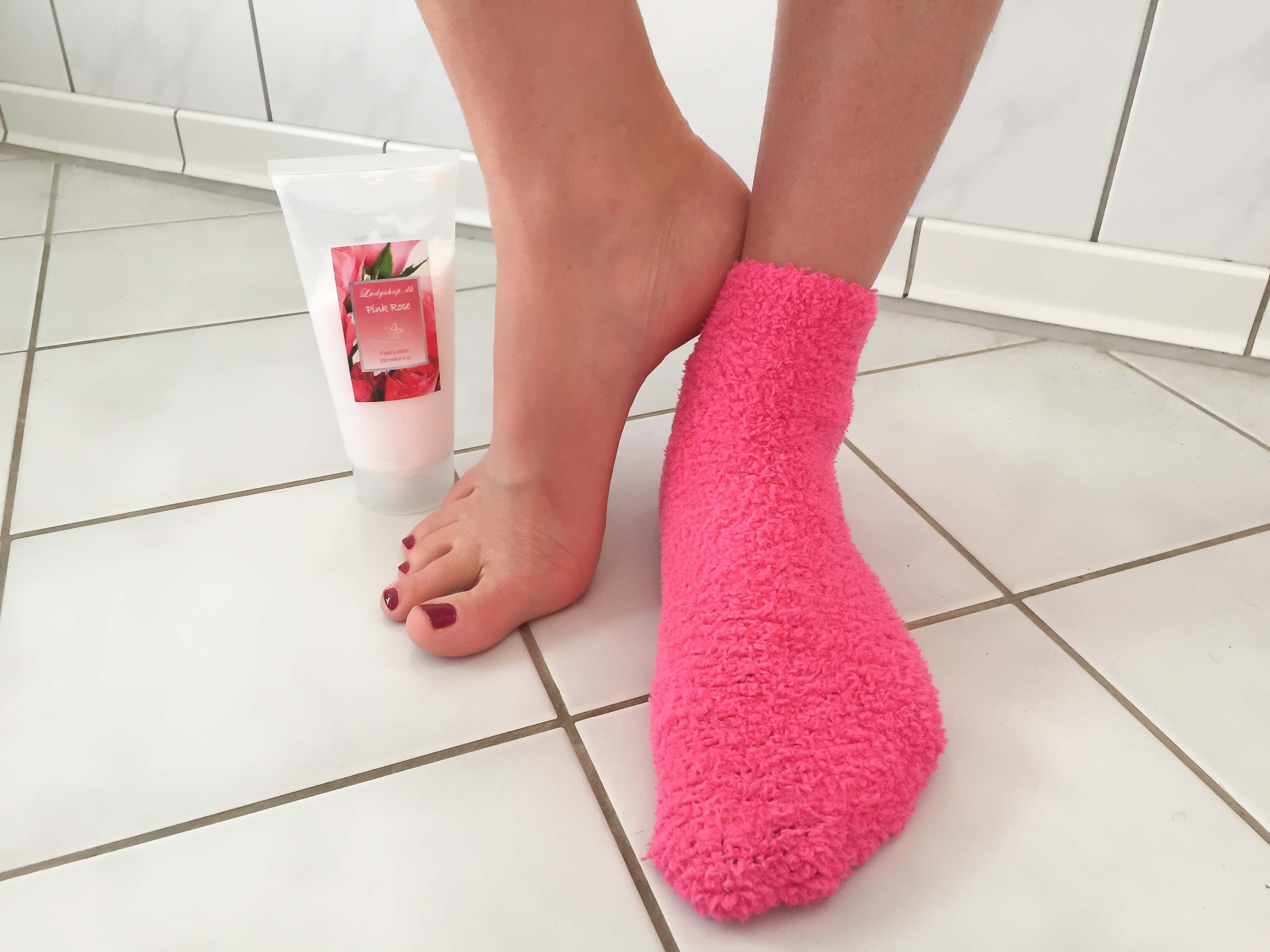 Sådan får jeg fine sommer fødder