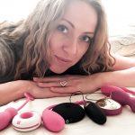 Test af vibrator æg – til leg og træning