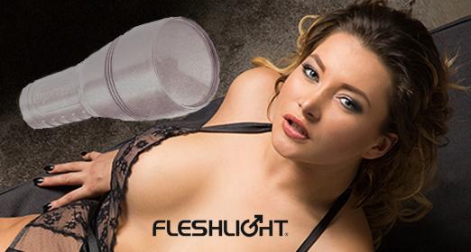 Solohygge med Anna Polina – Fleshlight style