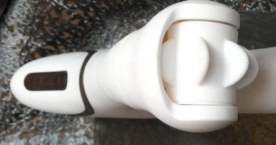 Rabbit Vibrator med klitoris hjul – fra Boom