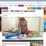 Jubiiii – endnu en på Ekstrabladet.dk
