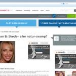 Joan B: Skede eller natur svamp