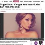 Modig kvinde på sugardaters.dk