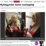 Test af Veronica på EB.dk
