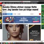 bt.dk om Stinna