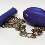 Luksus parvibrator og hidsig klitorisvibrator