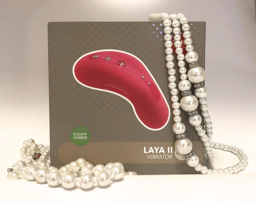 Laya spot, kraftig klitoris vibrator i indpakning