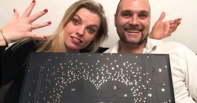 Video af sexjulekalender med Lars og Anette
